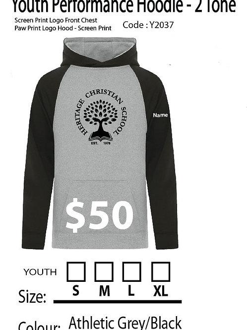 Youth Performance Hoodie