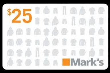 Mark's  $25 - $50