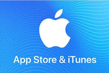 iTunes $25 - $250