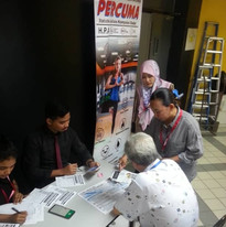 7 October 2019 - Free Health Check at PD