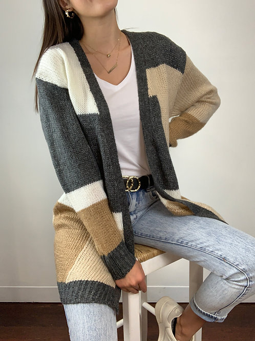 Patches Cardigan