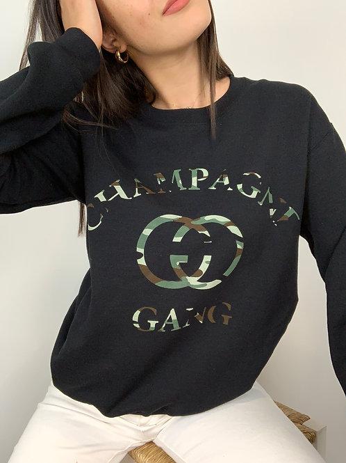 Champagne Gang Sweat