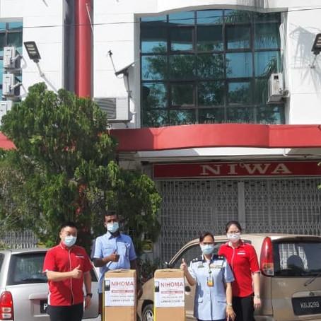 CSR Donation to Jabatan Penjara Malaysia
