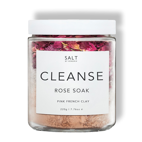 CLEANSE- ROSE SOAK