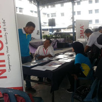 16 August 2019 - Free Health Check at IP