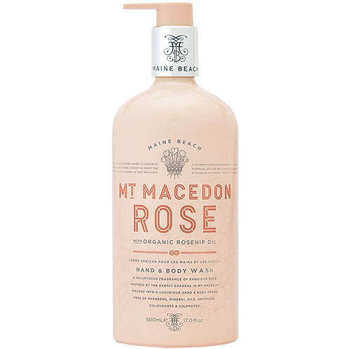 Mt Macedon Hand & Body Wash