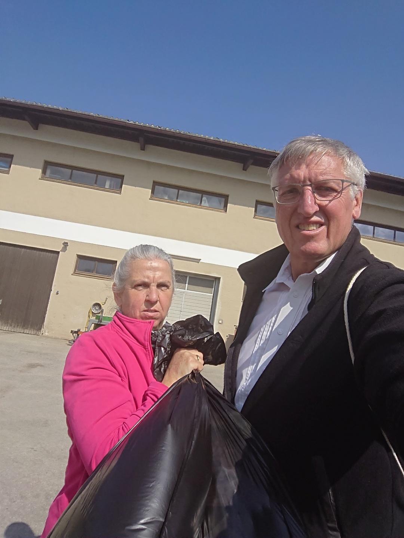Franz und Marianne Degele