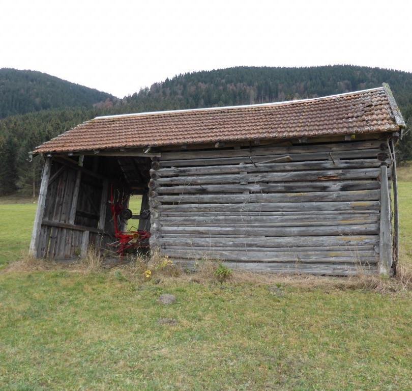Holzstadl Grossenast