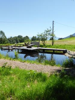 Moorteich Bad Kohlgrub