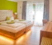 Hotel am Wiesenhang, Doppelzimmer
