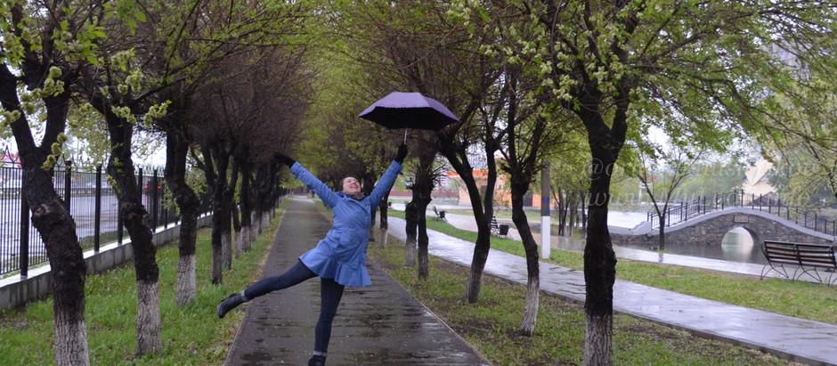 Дождь - сентябрь