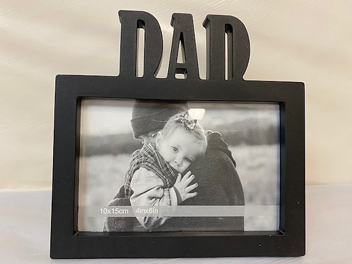 FrameBlack - 4x6 DAD