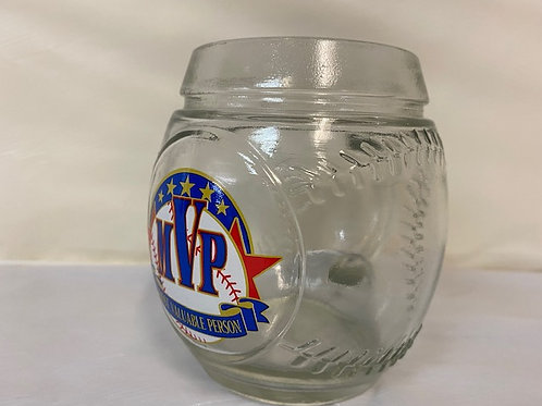MugMVP Baseball Glass