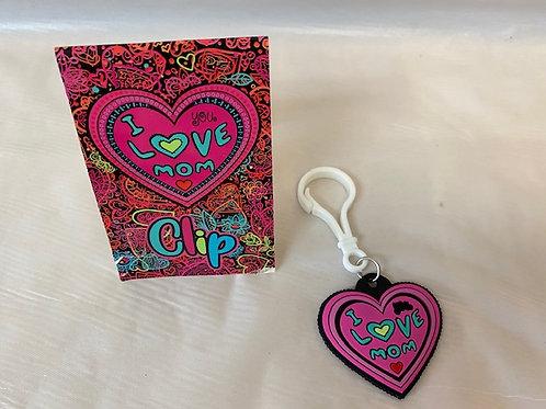 ClipPVC - I Love Mom