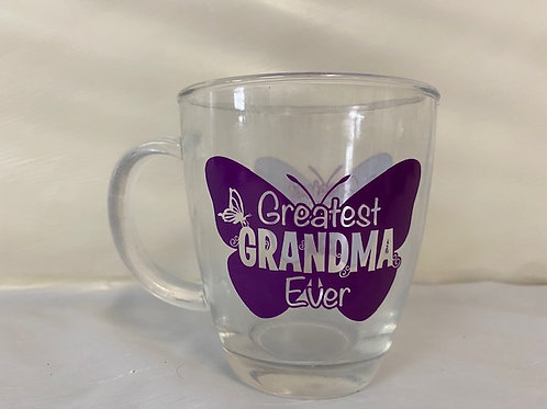MugGrandma - Glass Greatest Ever