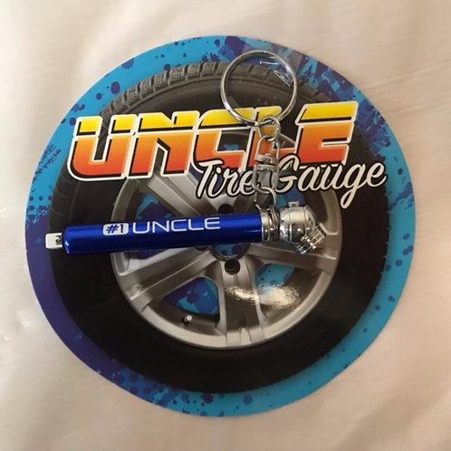 Auto Tire Gauge - Uncle