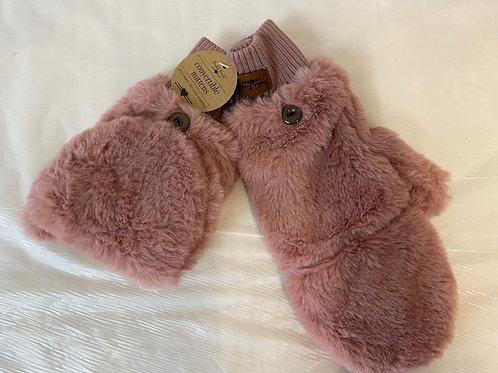 GlovesPlush Convertible Mittens