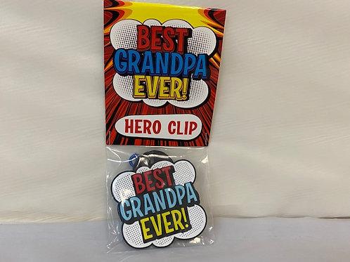 ClipPVC - Best Grandpa Ever