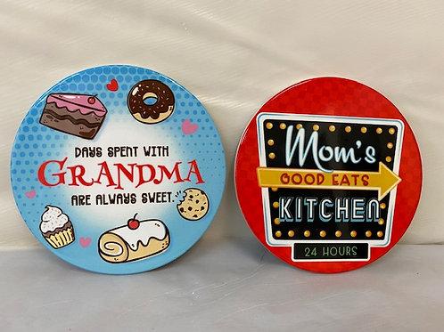 TrivetRound - Good Eats Kitchen Mom