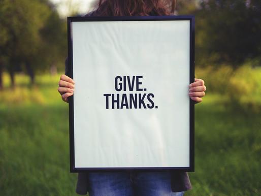 20 Manières de dire Merci en Anglais