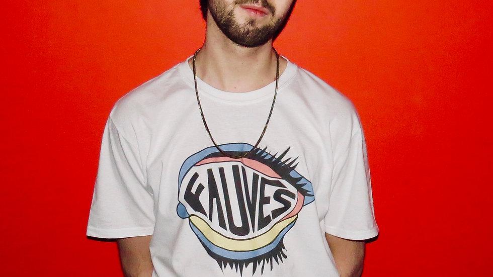 Fauves Eye Logo T