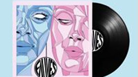 """Les Fauves 12"""" EP"""