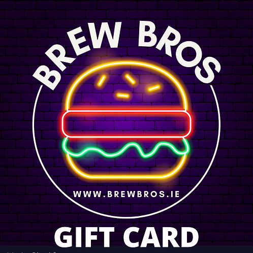€50 Brew Bros Gift Card