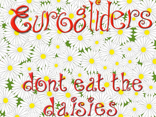CD - Eurogliders - Don't Eat The Daisies