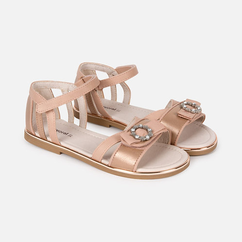 Sandále s broží