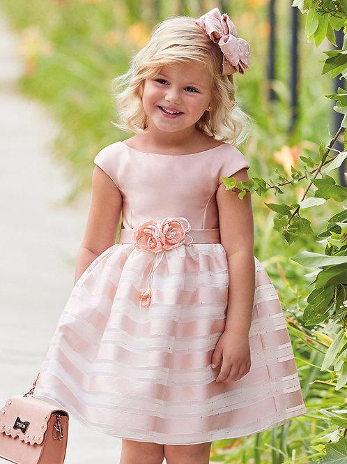Růžová Fancy šaty