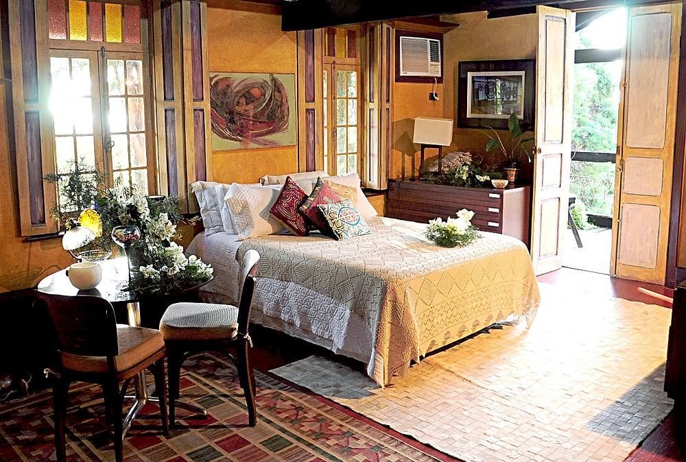 Suite Mezanino Laranja