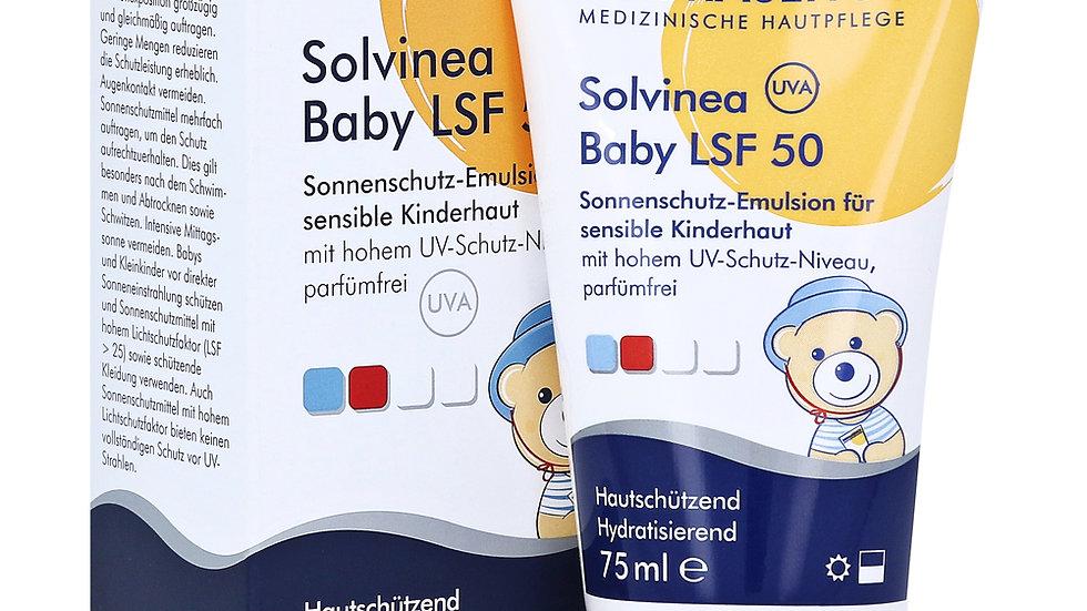 Dermasence Solvinea Baby LSF 50, 75ml