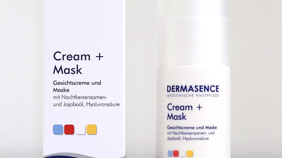 Dermasence Cream + Mask, 50ml