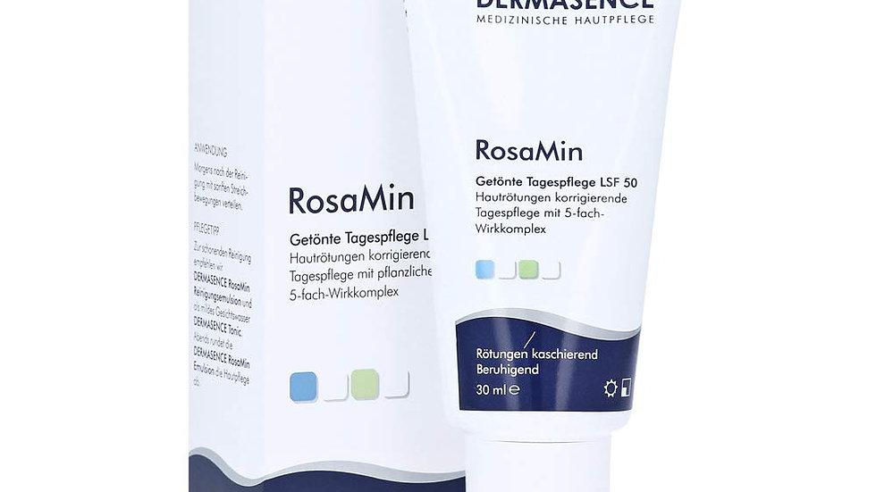 Dermasence RosaMin Dagkrem faktor 50, 30ml