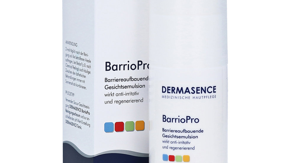 Dermasence BarrioPro barrierebyggende dagkrem, 50ml