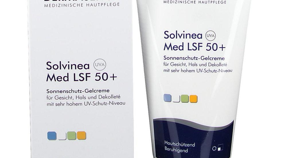 Dermasence Solvinea Med LSF 50+, 150ml