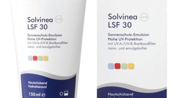 Dermasence Solvinea LSF 30, 150 ml