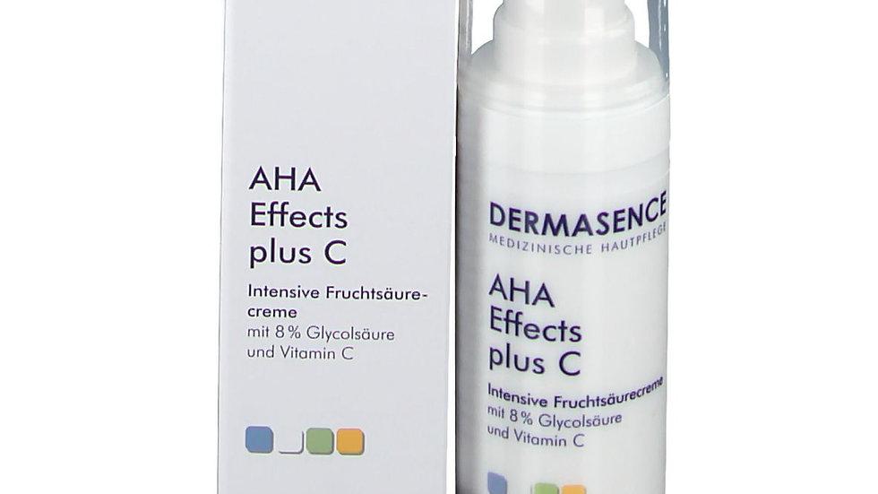 Dermasence AHA Effects Plus C 30ml