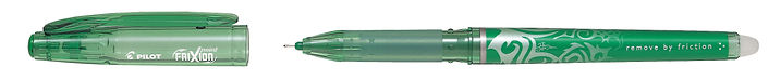 FriXion Point Green Pen