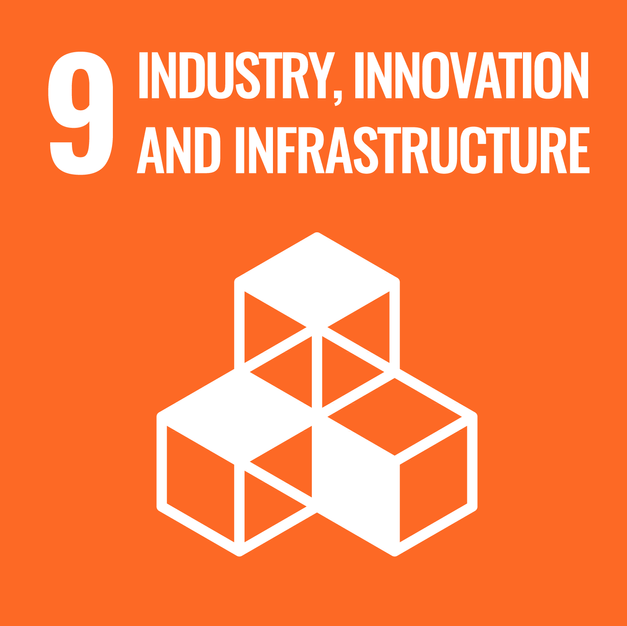 8.Industry, Innovation and Infrastructure