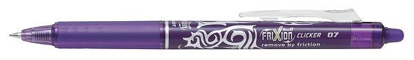 FriXion Clicker Violet