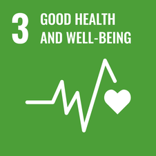 3.Good Health and Well-Being