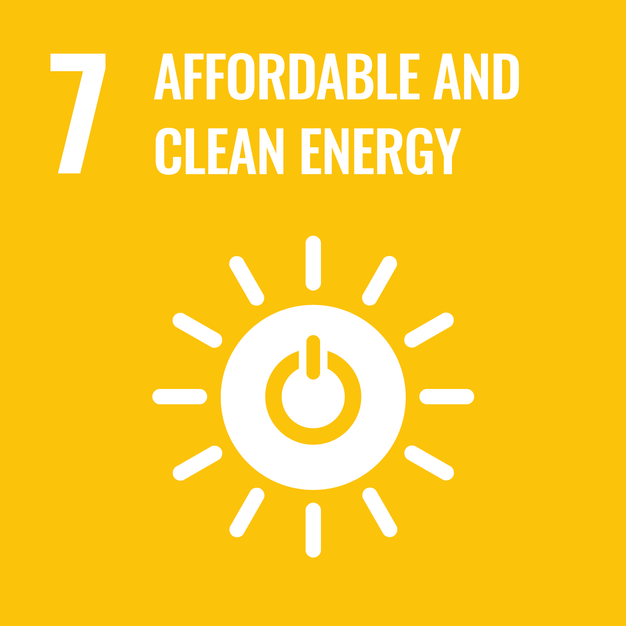 6.Affordable and Clean Energy