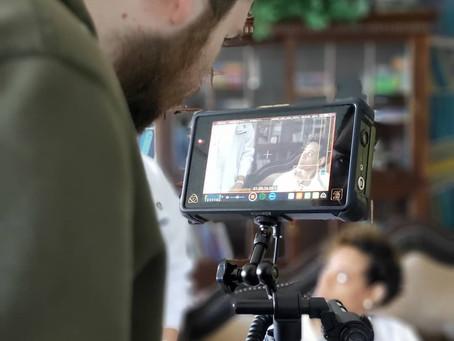 On Set: The Black Angels Mini-Documentary
