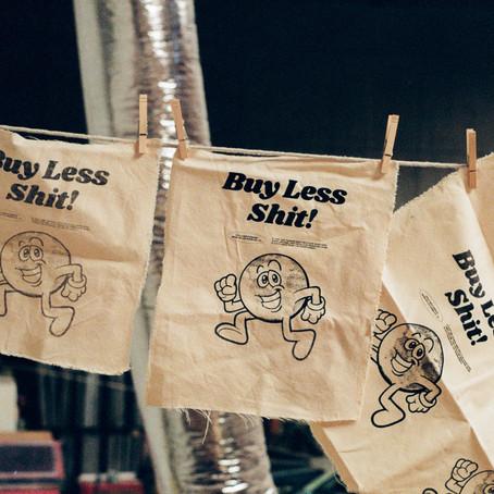 Buy Less. Create More.