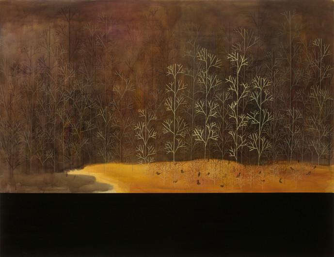 무제, 112.1x145.5cm, acrylic on canvas, 20