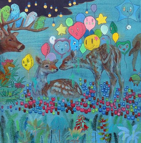 노루부부의 주말(Roe deer couple's weekend), 60.