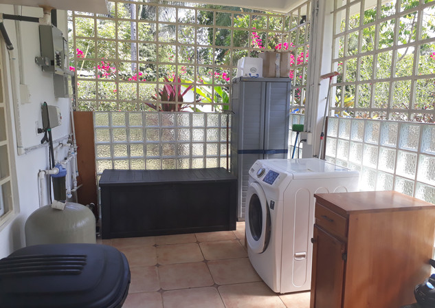 Washing machine, Water filter and Pump, and Pressure tank