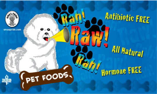 Raw Pet food Las Vegas