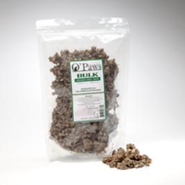 O'Paws Freeze Dried Crushed Beef Tripe 1lb